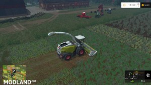 Claas Direct Disc 620 v1.1, 3 photo