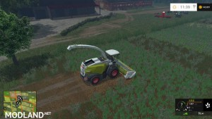 Claas Direct Disc 620 v1.1, 6 photo