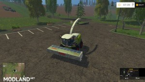 Claas Direct Disc 620 v1.1, 9 photo