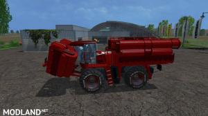 Red Crown Big M500 Spezial v 2.0 by Eagle355th, 3 photo