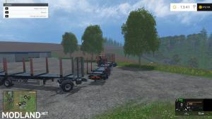 Fliegl Timber Runner Wide With Autoload v1.2, 5 photo