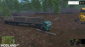 Fliegl Timber Runner Wide With Autoload v1.2, 7 photo