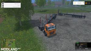 Fliegl Timber Runner Wide With Autoload v1.2, 8 photo