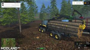 Wood Logs Weight v 1.0, 2 photo