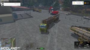 Reversing camera for truck v1.0