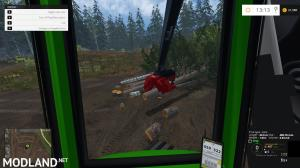 Wood Harvester Tree Info v 1.0, 2 photo