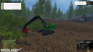 Wood Harvester Tree Info v 1.0, 5 photo