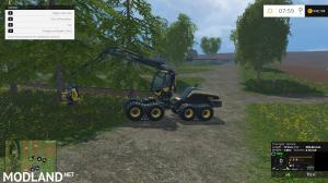 Wood Harvester Tree Info v 1.0, 7 photo