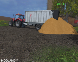 HeapTipTrigger for farming simulator 15, 1 photo