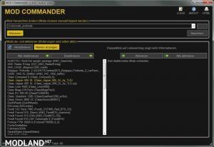 Commander Mod v1.7 Beta