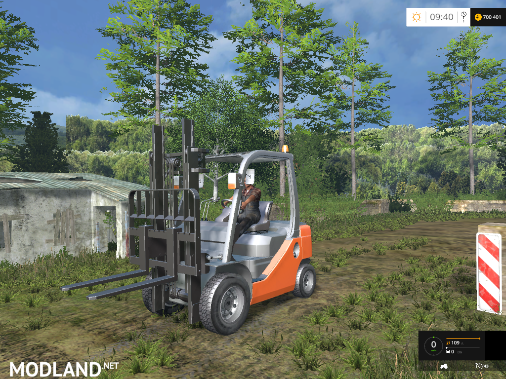 Toyota 62 8fd18 Mod For Farming Simulator 2015 15 Fs Ls 2015 Mod