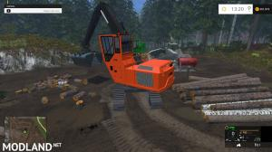 Wood Shovel Loader v 1.0, 4 photo