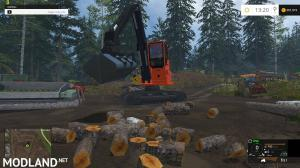 Wood Shovel Loader v 1.0, 2 photo