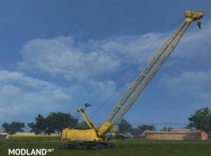 Liebherr HS875HD Crawler Crane v 1.0, 1 photo
