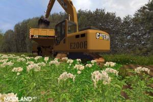 CAT E200B, 1 photo