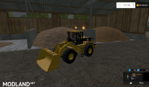 CAT 966G Wheel Loader, 1 photo