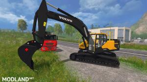 Volvo EC300E v1.0, 3 photo