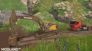 Volvo EC300E v1.0, 1 photo