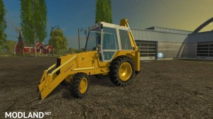 JCB 3CX 4WD v 2.0, 1 photo