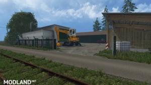 Liebherr Industrial Excavator v 0.9