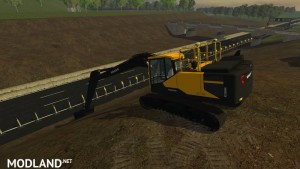 Volvo ec300e Long Reach v 1.1, 2 photo