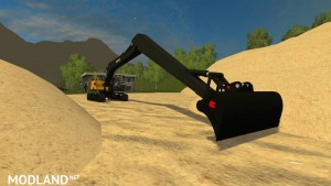 Volvo ec300e Long Reach v 1.1, 3 photo