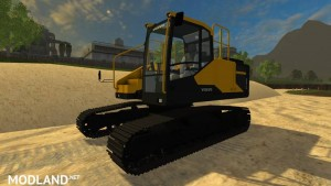 Volvo ec300e Long Reach v 1.1, 4 photo