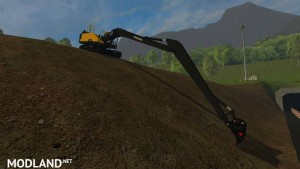 Volvo ec300e Long Reach v 1.1, 6 photo