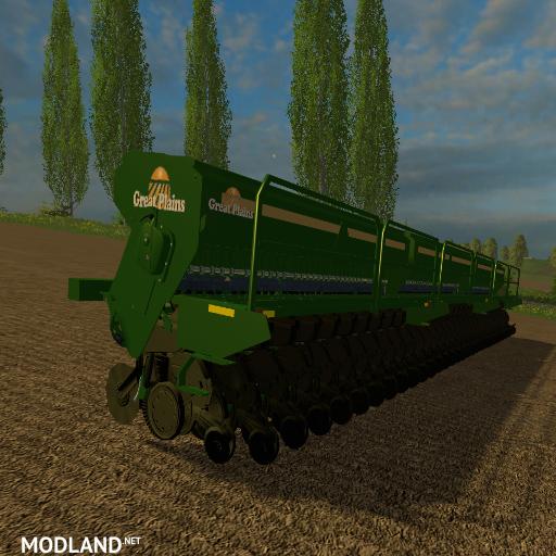 GreatPlains seeder drill mod for Farming Simulator 2015 ...