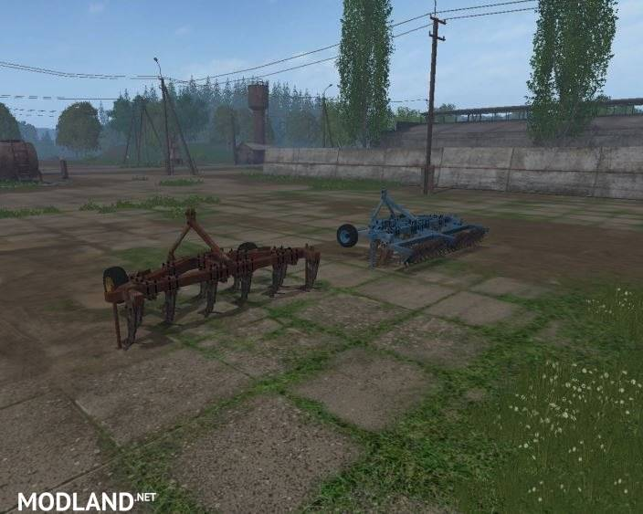 PCH 4.5 Plows Pack