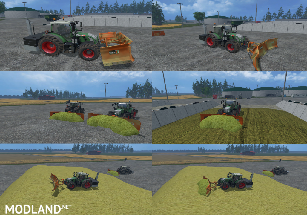 Silageschild v 2.0 by Xerion 8300 (FBM-Team)