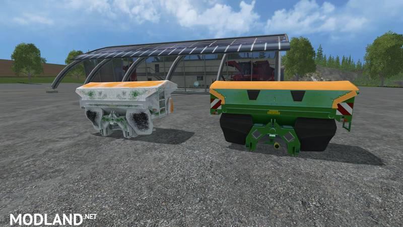 Amazone ZAM 1501 Limesprayer