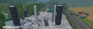 Factory for Fertilizer Feed Diesel, 1 photo