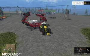 Bourgault AD22 v 1.0, 4 photo