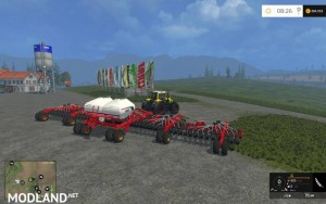 Bourgault AD22 v 1.0, 6 photo
