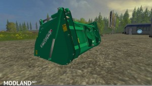 Compound feed shovel telescopic handlers v 1.0, 4 photo