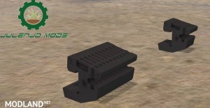 Fiatagri weights v 1.0