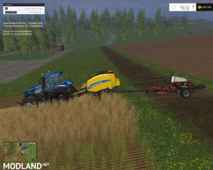 New Holland Roll Belt 150 ESPECIAL, 5 photo