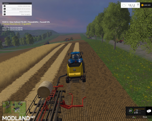 New Holland Roll Belt 150 ESPECIAL, 4 photo