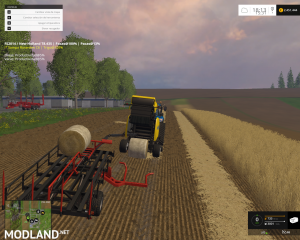 New Holland Roll Belt 150 ESPECIAL, 2 photo