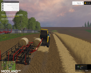 New Holland Roll Belt 150 ESPECIAL, 1 photo