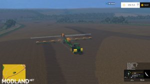AMAZONE 48 row seeder edited by FS 2k Modding, 2 photo