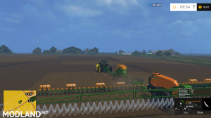 AMAZONE 48 row seeder edited by FS 2k Modding, 5 photo