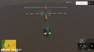 AMAZONE 48 row seeder edited by FS 2k Modding, 6 photo