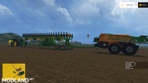 AMAZONE 48 row seeder edited by FS 2k Modding, 3 photo