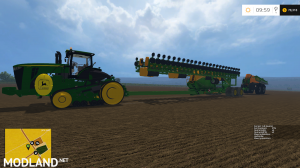 AMAZONE 48 row seeder edited by FS 2k Modding, 4 photo