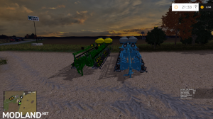 DB90 and Kinze3700 by FS 2k Modding, 3 photo