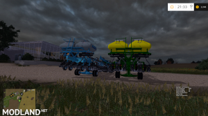 DB90 and Kinze3700 by FS 2k Modding, 2 photo