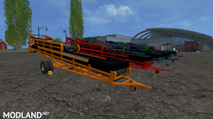 Off Road Conveyor Belt, 5 photo