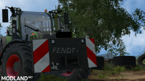 Fendt Weight, 1 photo
